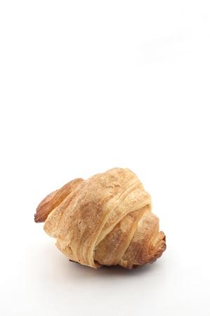 Fresh croissant  Stock Photo