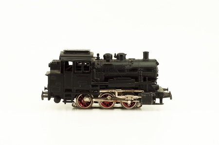 Steam locomotive toy photo