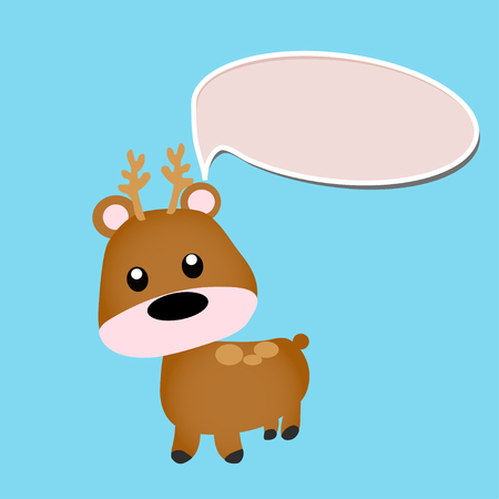 Deer toy or character