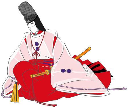 spirit medium: Japanese history  Dancer  Japanese  Shirabyoshi