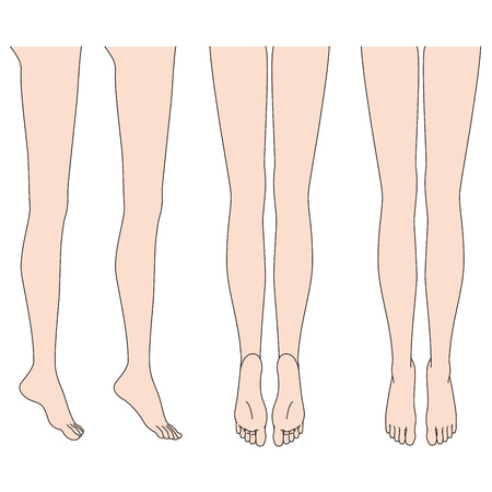 body parts: Body Parts  Legs  Foot Stock Photo