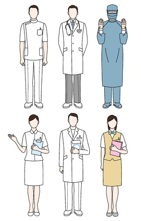 physical therapy: Medical staff