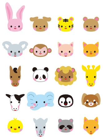 Young Animal  Character  Face  photo