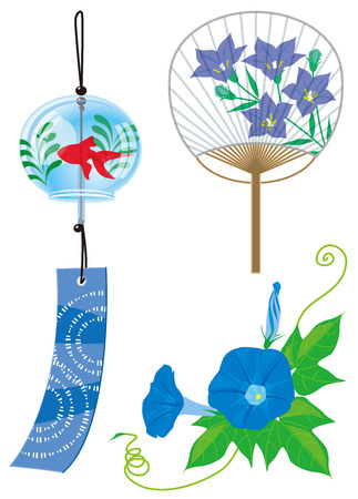 wind chimes: Summer, tradition, Japanese culture