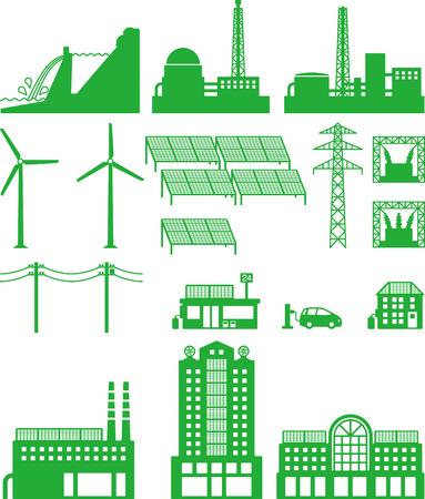 поколение: Мощность, производство электроэнергии