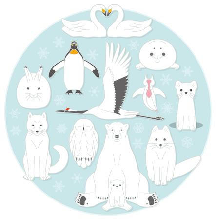resfriado comun: Criaturas blancas del Norte