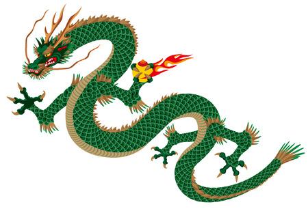 dragones: Dragón del Este