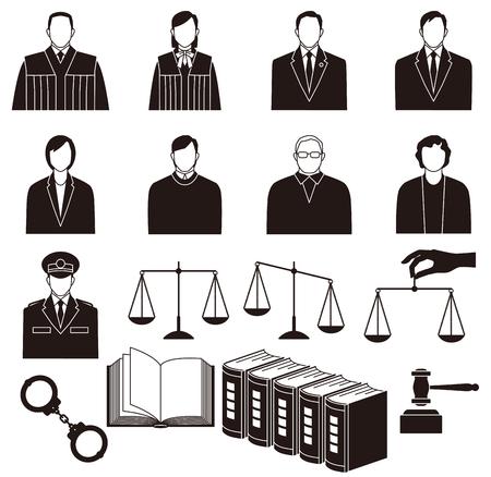 handcuffs woman: judgement