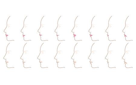 profile lip