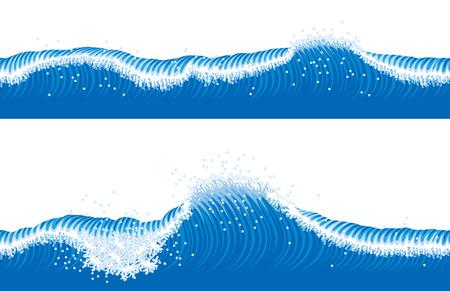 swell: sea wave