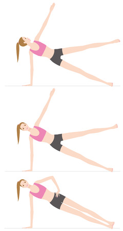 metabolism: Women who exercise Illustration