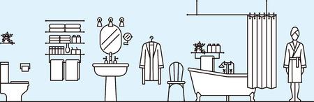 room: bath room