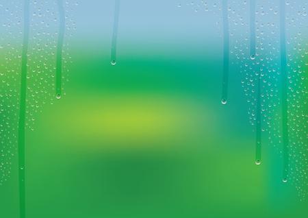 Wet windows
