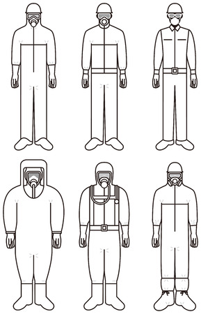 Protective clothing. Protective equipment.