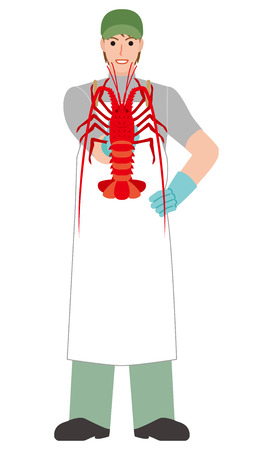 spiny lobster: Fisherman Fishing industry spiny lobster