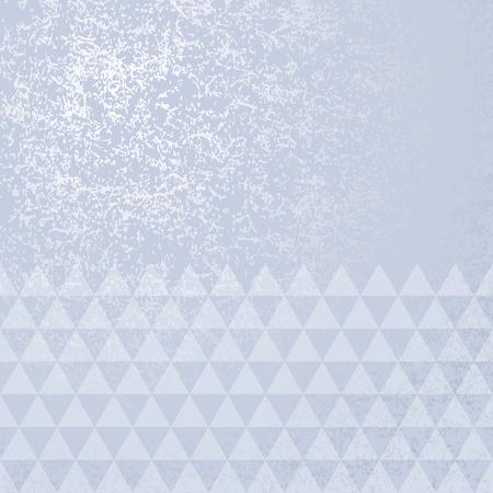 スケーリングされたパターン和柄。ベクターイラスト。  イラスト・ベクター素材