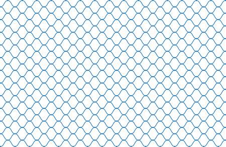 Mesh pattern. Japanese traditional patterns.