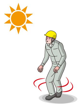 Working under the sun