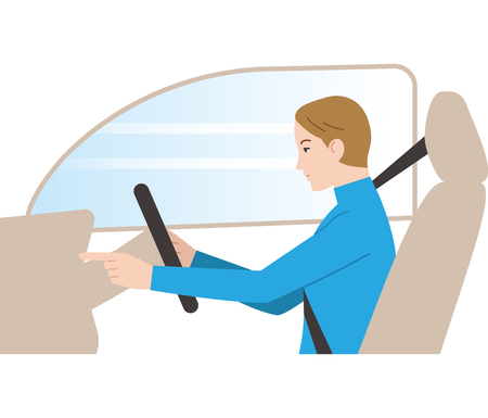 Dangerous driving. distracted driving