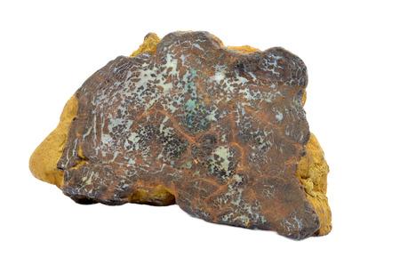 opal: Boulder Opal Stock Photo