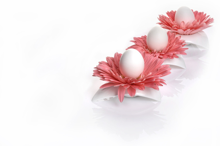 Easter holiday concept luxury background Archivio Fotografico