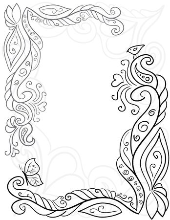 Flower pattern for beautiful design Vector