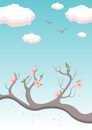 spring: Spring Illustration