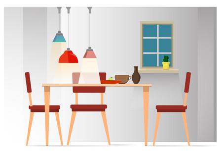 dining room: Interior dining room