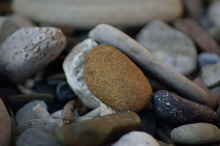 porous: porous stone Stock Photo