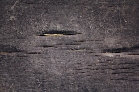 axis: Background wooden parquet axis purple swollen water wet with cracks Stock Photo