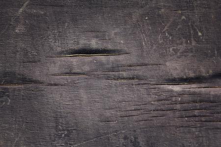 Swollen: Background wooden parquet axis purple swollen water wet with cracks Stock Photo