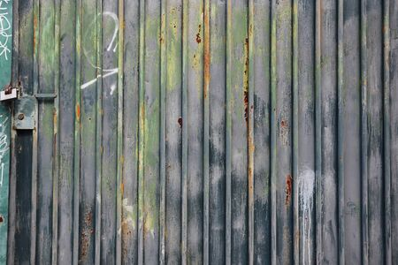murals: Background gate sheet with colorful murals