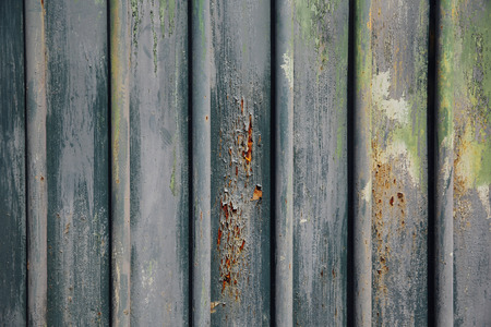 metal gate: Background color and rusty metal gate