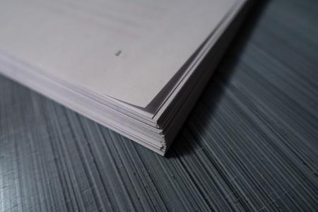 A finished firtst draft of a novel Imagens