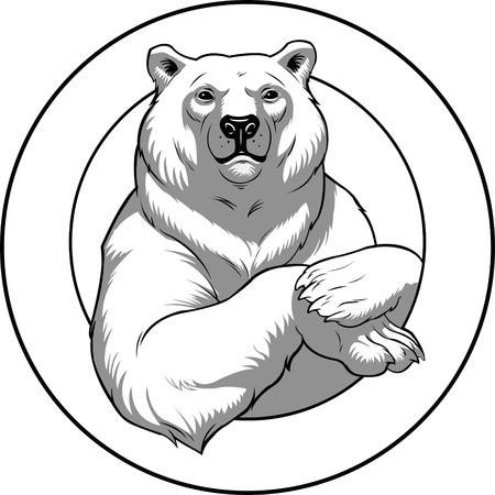 endangered species: white bear