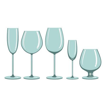 vaso de precipitado: Vasos para bebidas alcohólicas
