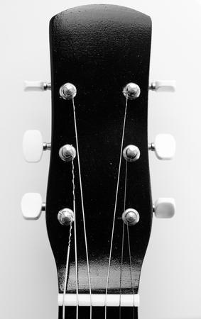 Guitar head Stock Photo - 1592637