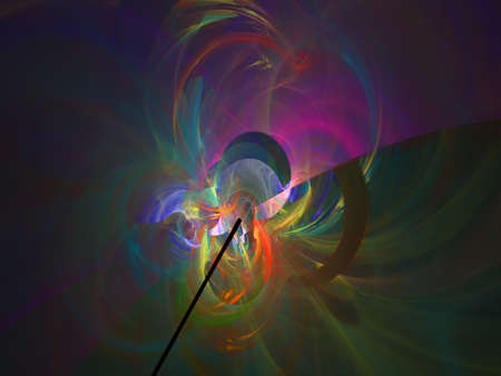 abstract colored background Standard-Bild - 153216940