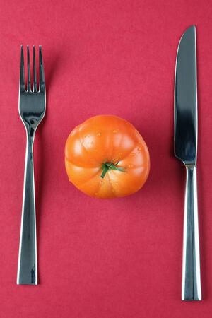 vetical: Dieta de tomate.