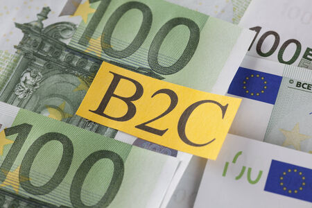 b2c: B2C on European Union Currency (Business to Customer)