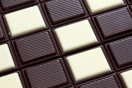 fondo chocolate: Fondo de chocolate. De cerca.