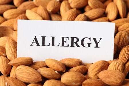 Almond Allergy (Nut Allergy).