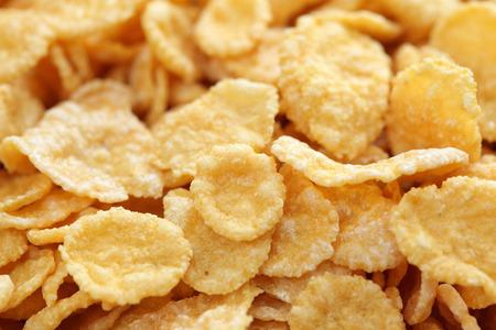 corn flakes: Corn Flakes fond. Fermer. Banque d'images