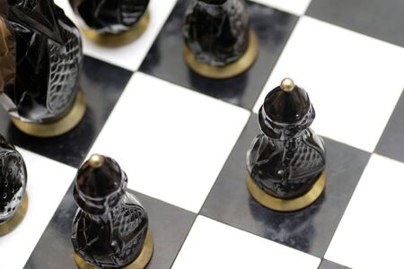 battle plan: Very old chess