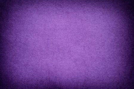 paper texture background: Purple paper background with vignette.