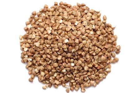 heap: Heap of buckwheat