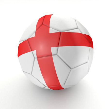 penalty flag: Football - flag of England