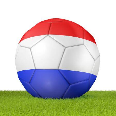 Football - flag of Netherlands -3