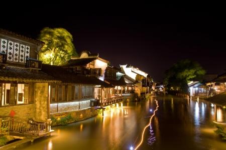 nightview: nightview of Wuzhen