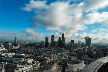 financal: London Skyline